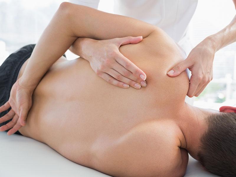 ماساژ درمان